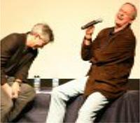 David Kipen and John Cleese - Friends of Esalen