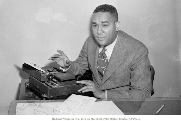 Richard Wright, a notable participant of the Federal Writers' Project